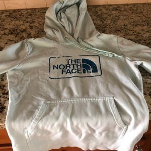 The North Face Jackets & Coats - Mint North Face Hoodie